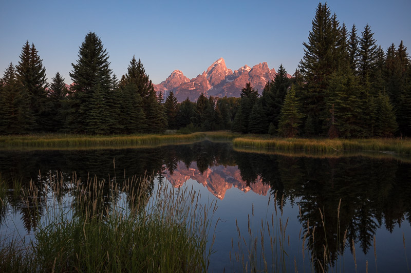 Grand Tetons photography
